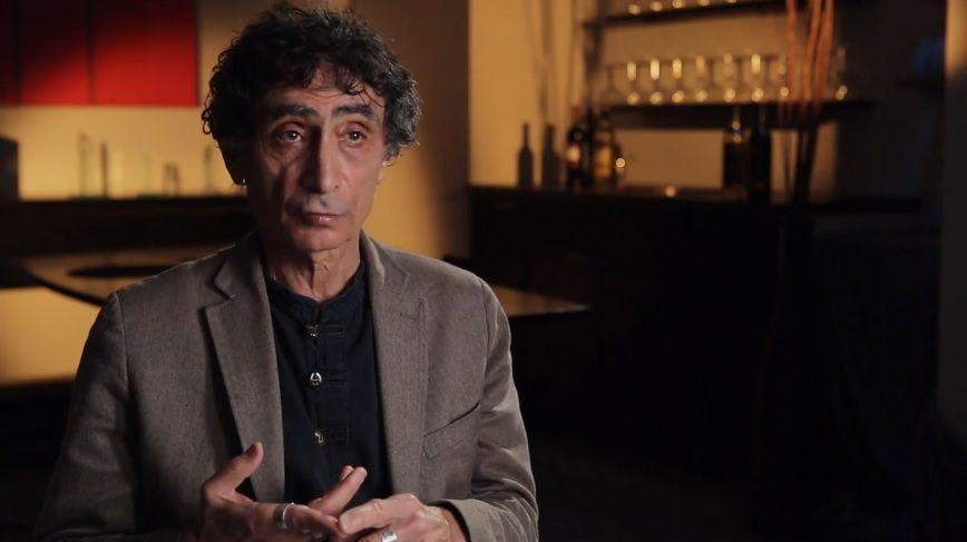 Image of Dr. Gabor Mate