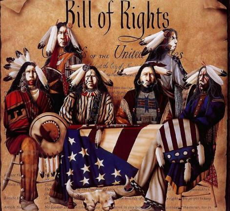 Image of Native Americans Bill of Rights