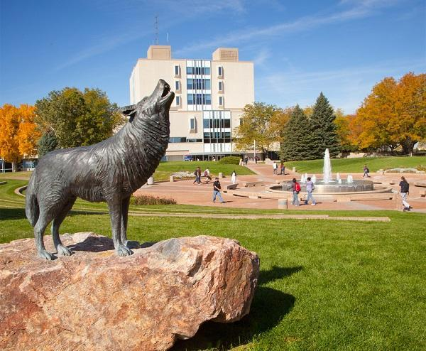 Colorado State-Pueblo, along with Pueblo Community College, are the two institutions that students may attend using the new marijuana scholarships. Image via csupueblo.edu