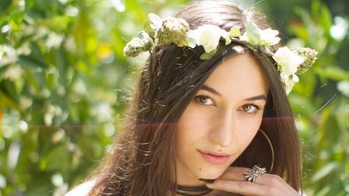 Could cannabis crowns become Coachella's hot new floral headpiece? - Cannabis News