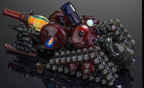 Behold the Beauty of $100,000 Bongs – Cannabis News