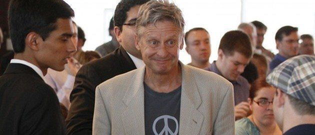 Gov Gary Johnson