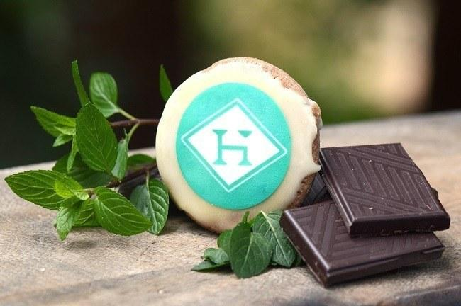 Hashman Infused marijuana chocolate bars are hand-crafted by a classically trained artisan chocolatier. Photo: Salvador Ingram