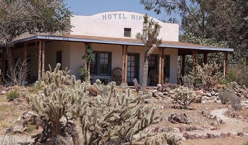 Hotel Nipton In Nipton CaliforniaImageWikimediaCommons