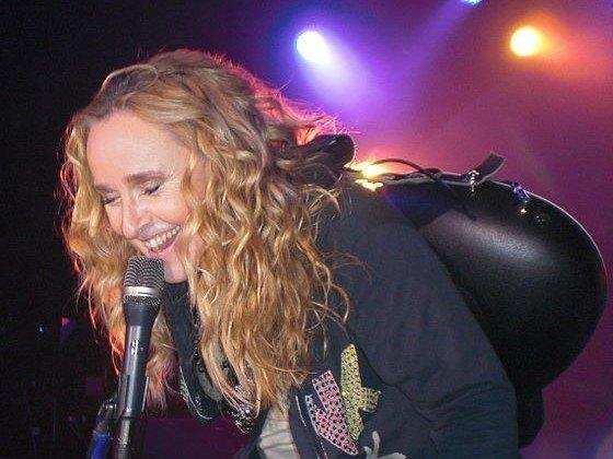 Melissa Etheridge: Middle-aged women are leading the marijuana revolution