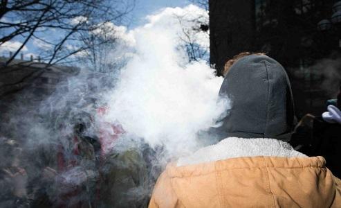 Michigan: 2018 Hash Bash marijuana rally draws thousands in Ann Arbor - Cannabis News