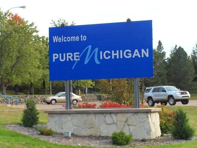 MichiganEntranceSignWikimediaCommons