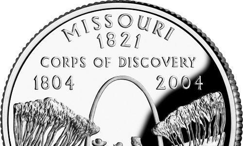 MissouriQuarterCoin