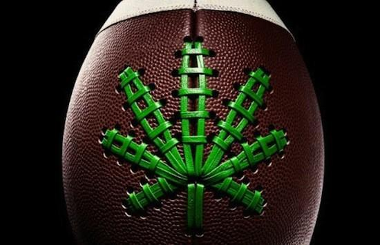 NFL Football Marijuana