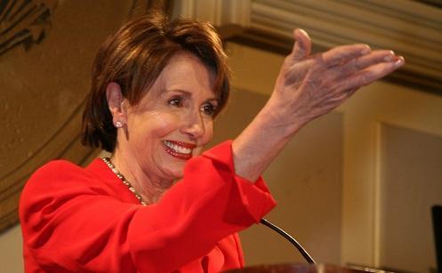 Nancy PelosiWikimediaCommons