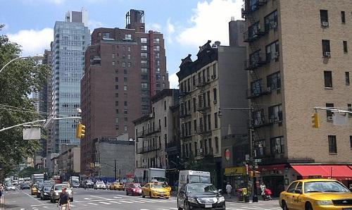 NewYorkCity Midtown Image Via Wikimedia Commons