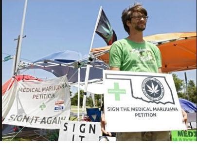 Oklahoma Gov. Mary Fallin sets vote for medical marijuana ballot measure - Cannabis News