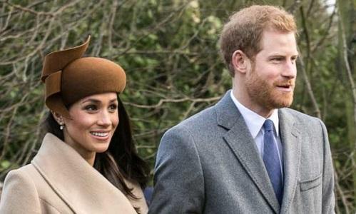 Meghan Markle's nephew developing special cannabis strain for royal wedding - Cannabis News