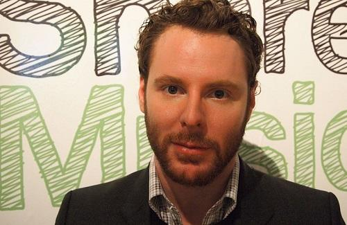 Sean Parker file photo. Image: Amager via Wikimedia Commons