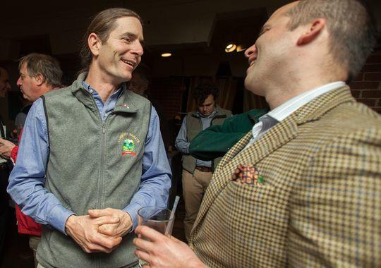 Image of Vermont Sen. David Zuckerman who plans to introduce a bill to legalize marijuana