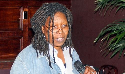 Whoopi GoldbergImageRainforest Action NetworkViaWikiimediaCommons