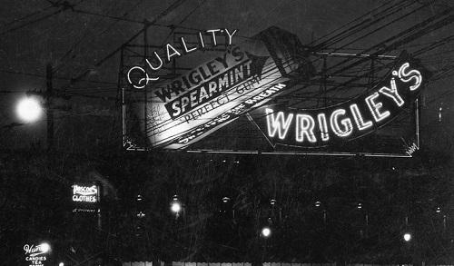 Wrigleys Spearmint GumAdvertisementImageViaWikimediaCommons
