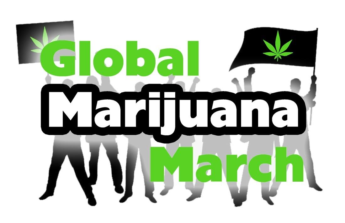 The Global Marijuana March 2015